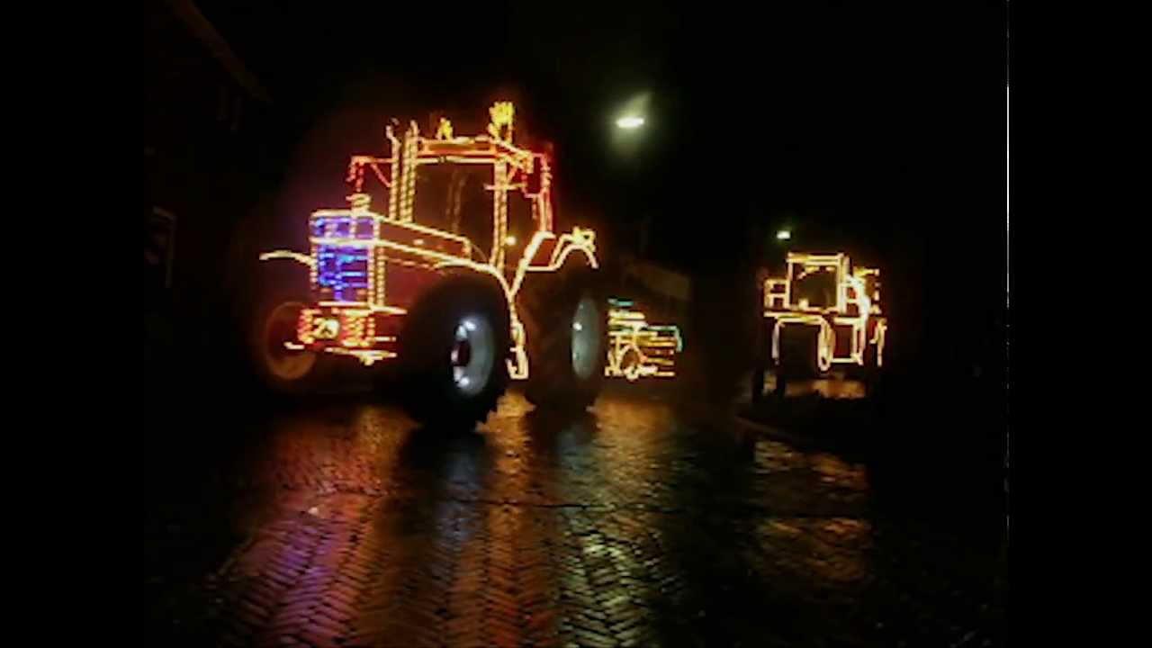 Tractors by night 2013 georganiseerd door d 39 n amerkant i s for Tractor verlichting