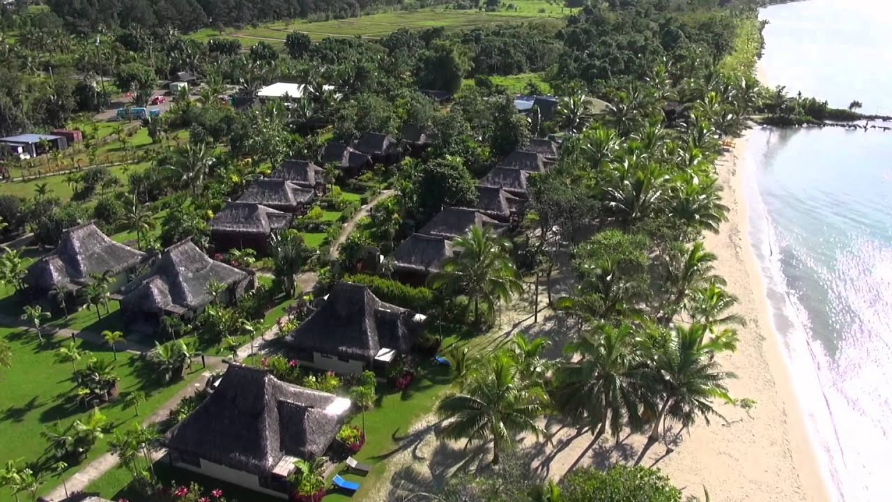 Uprising Beach Resort Pacific Harbour