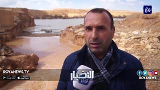 أنشطة زراعية بانتظار الاستغلال في وادي الأبيض بالقطرانة - (1-3-2018)