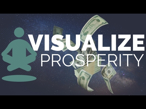 Prosperity Through Visualization! (Use This!)