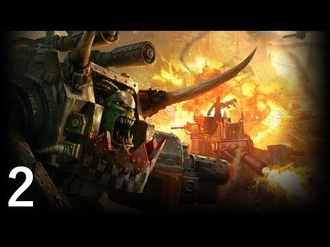 Salty plays Warhammer 40000: Armageddon - 02 Perimeter Patrol |