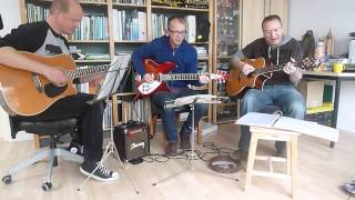 B65 Yes it is rehearsal Beatles cover