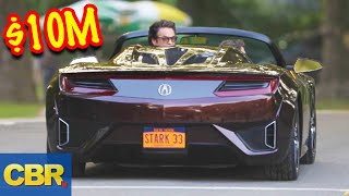 10 Ridiculously Expensive Things Tony Stark Has Bought