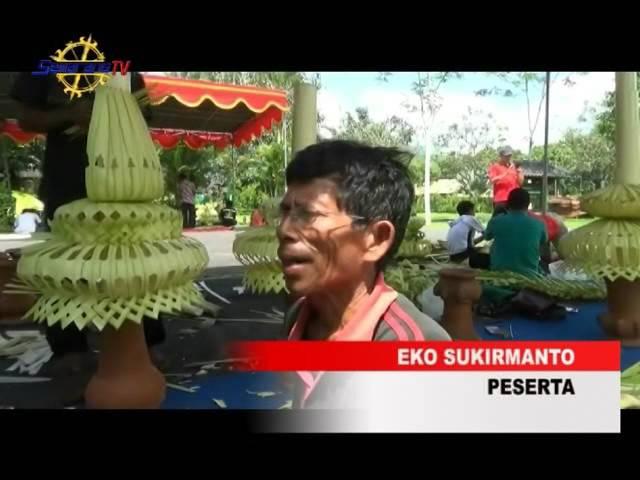 Festival Penjor, Puluhan Perajin Ikut Berpartisipasi - Kabupaten Magelang