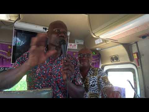 Kobina Introduce Togo & Benin Tour Guide Kiki Kewou - Nov 2017