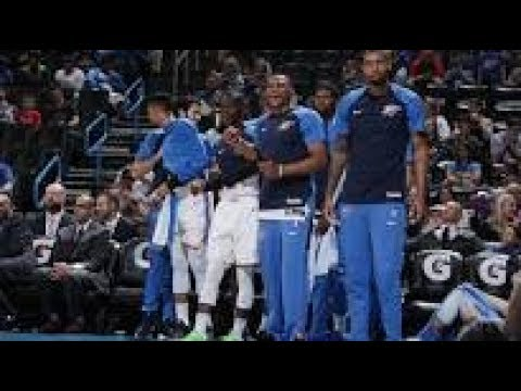 Oklahoma City Thunder vs Milwaukee Bucks Full Game Highlights   10 09 2018, NBA Preseason