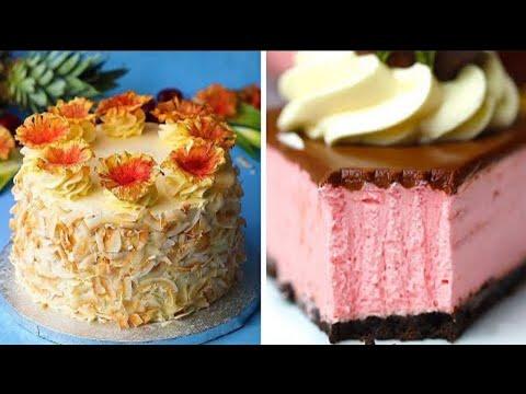 4 Summer Cakes For Fruit Lovers