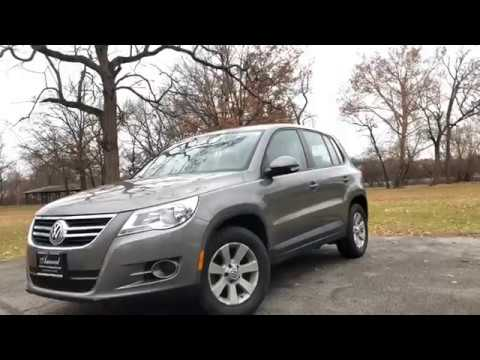 USED 2010 VOLKSWAGEN TIGUAN S FOR SALE IN LYNDHURST, NJ @ AMARAL AUTO SALES