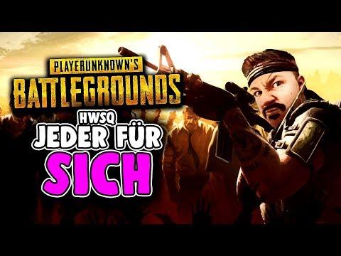 HWSQ #60 - Jeder für sich   Playerunknowns Battlegrounds Deutsch