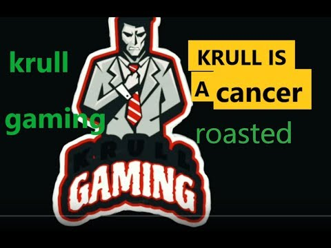 Krull Gaming Roasted | Hacker shuould be banned | XB