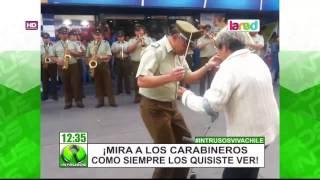 El viral de Carabineros que sorprendió a todo Chile