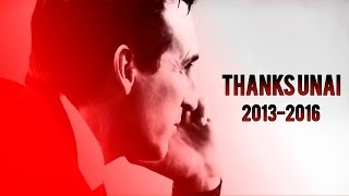 Thanks for everything Unai Emery - 2013-2016 @UnaiEmery_