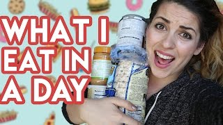 What I Eat In A Day For Fat Loss • Get Fit 101