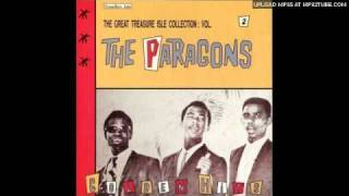 the paragons - left with a broken heart