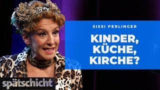 """Sissi Perlinger: """"Kinder, Küche, Kirche?"""""""