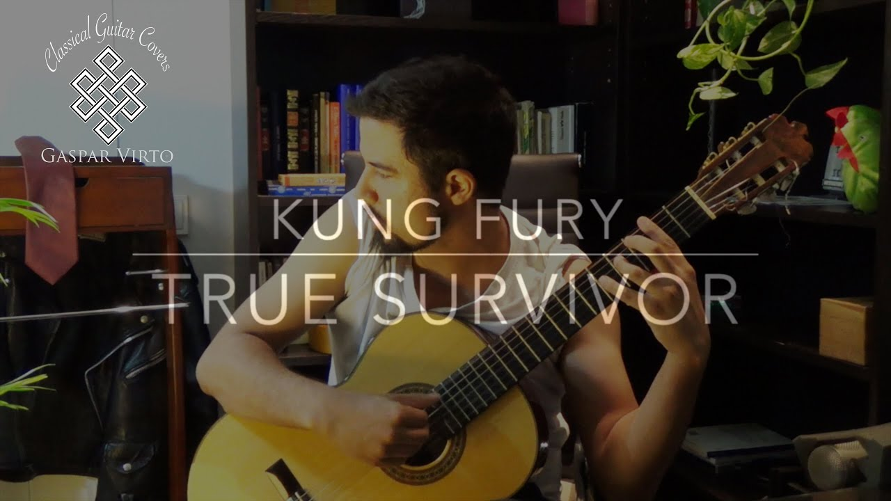 True Survivor - David Hasselhoff (Kung Fury) Classical ...