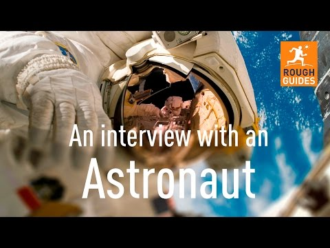 An interview with an astronaut | The world from space
