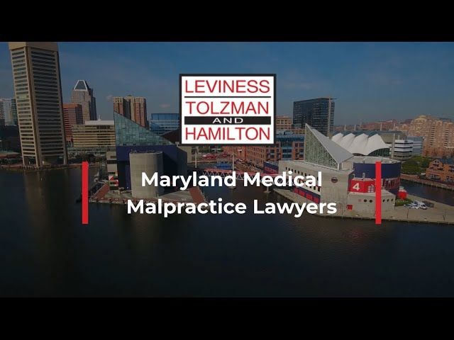 Maryland Medical Malpractice Lawyers