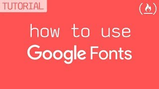 google Fonts Tutorial: Add custom fonts to your website
