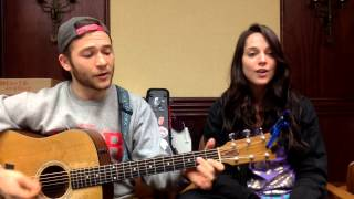 """Let It Snow"" -- Eric Hunker & Happie Hoffman cover"