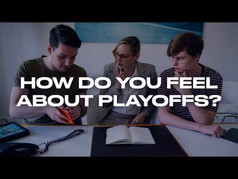 How do you feel about Playoffs?   2019 #LEC Summer Playoffs