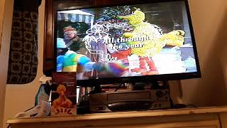 Closing to Christmas eve on sesame street 1997 vhs