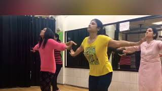 Lat Lag Gayi Zumba Fitness Dance Choreography || Bollywood  || Jhalak Sharma || East End Gym