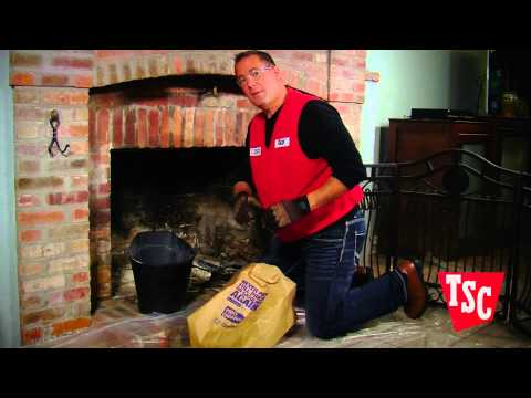 How to Clean a Fireplace
