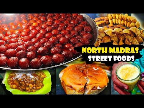 Street Foods of North Madras | MSF