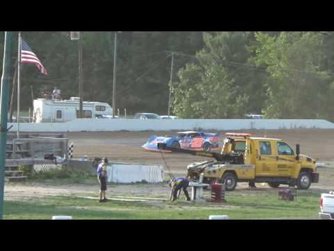 American Ethanol Late Models Time Trials at Mount Pleasant Speedway.