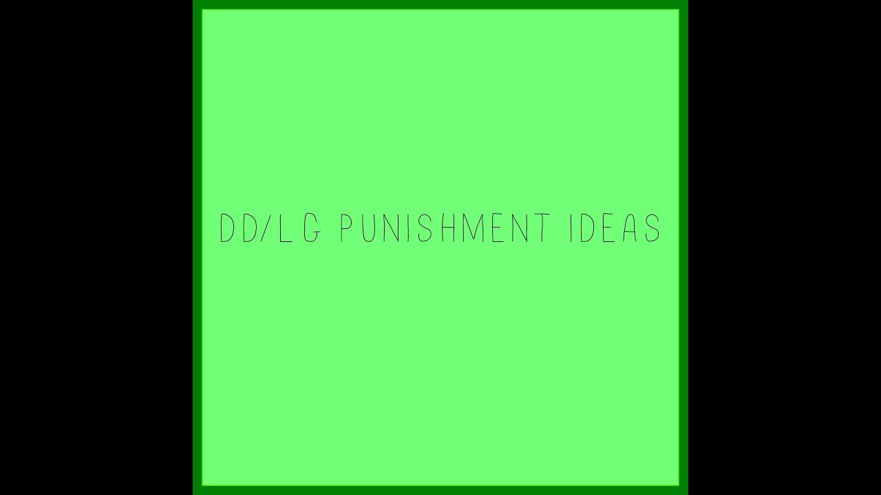 Dd punishment ideas