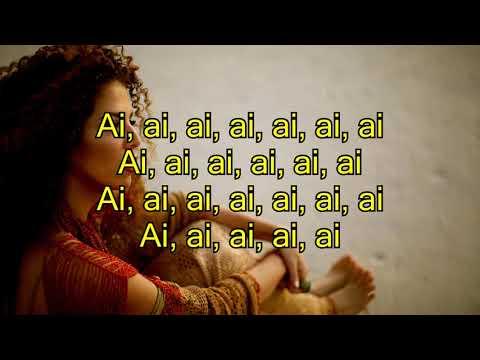 Vanessa Da Mata - Ai Ai Ai letra Deep Lick Radio Remix
