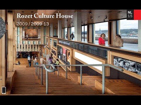 Shortlisted EUMiesAward2015 - Rozet Culture House - Arnhem - Neutelings Riedijk Architects