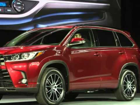 2018 toyota highlander release date specs review youtube. Black Bedroom Furniture Sets. Home Design Ideas