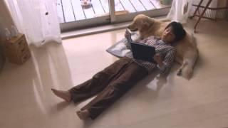 ユニバーサルホーム 地熱床篇 (2009) Home on the range ( 峠の我が家) ...