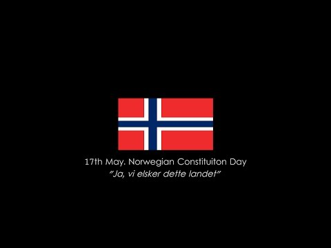 17th May Norwegian Constitution Day Bergen