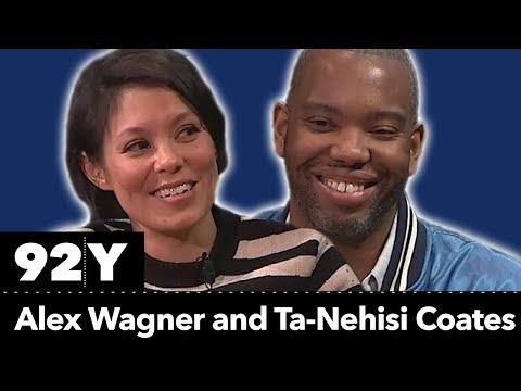 Futureface: Alex Wagner and Ta-Nehisi Coates discuss racial identity