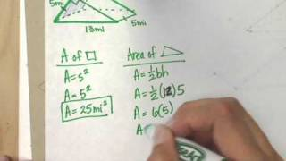 Worksheets Volume And Surface Area Of Triangular Prisms (c) Measurement Worksheet surface area of triangular prisms read geometry ck 12 foundation