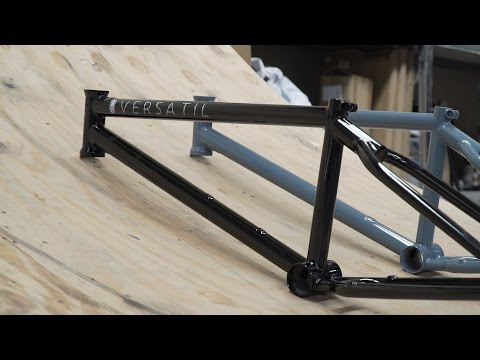 More info on the 2017 Versatil frame can be found here: http://colonybmx.com.au/products/2017-versatil-frame/ Thanks for watching, make sure you subscribe: ...