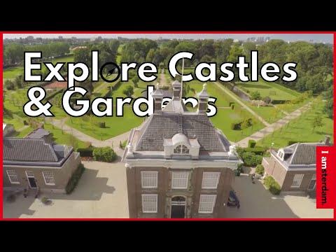 Amsterdam Area - Castles & Gardens