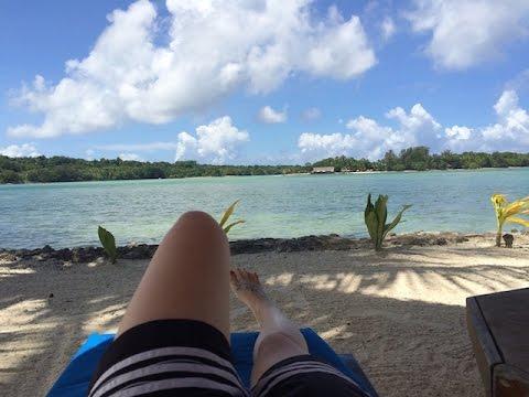 Part 2: Tour of Port Vila and Resort - Vanuatu
