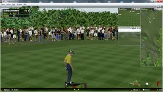 PGA Championship Golf (Royal Birkdale Golf Club) (Headgate Studios) (Windows) [1999] [PC Longplay]
