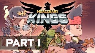 Mercenary Kings - Part 1 - Walkthrough [1080p HD] - No Commentary