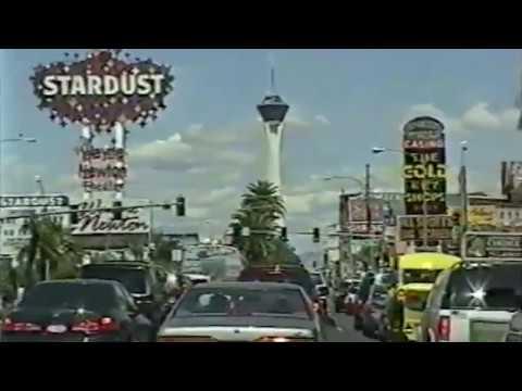 USA West Coast Holiday - April 2001 - Las Vegas