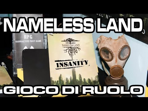 Nameless Land - Insanity on gdr-Le cose si mettono male