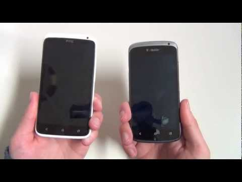 HTC One S Unboxing - T-Mobile