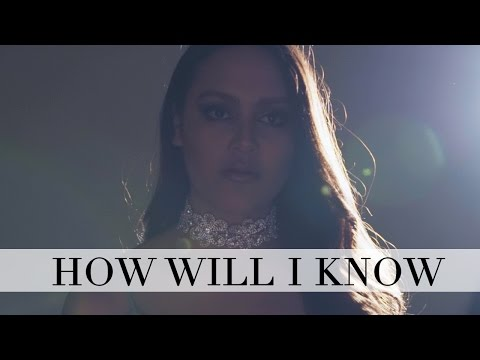 Whitney Houston - How Will I Know (Arlene Zelina Cover)
