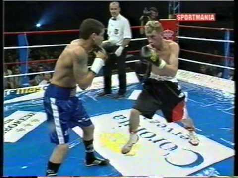Karim Quibir  Lopez vs Jason Thomas
