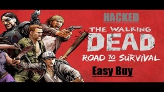 The walking dead hack coins - взлом монет [ФАН]