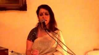 Shreya Guhathakurta at Dhaka